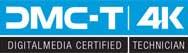 DMC-T-4K Logo
