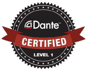 Dante Level 1 Logo